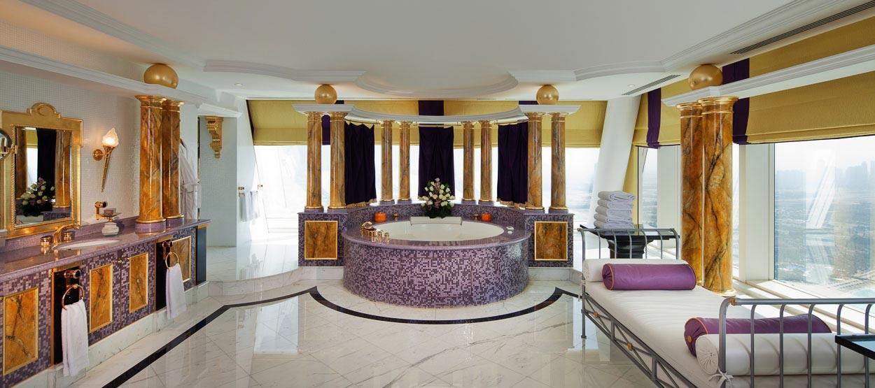Лучшие отели мира: Hotel Burj Al Arab - фото №10