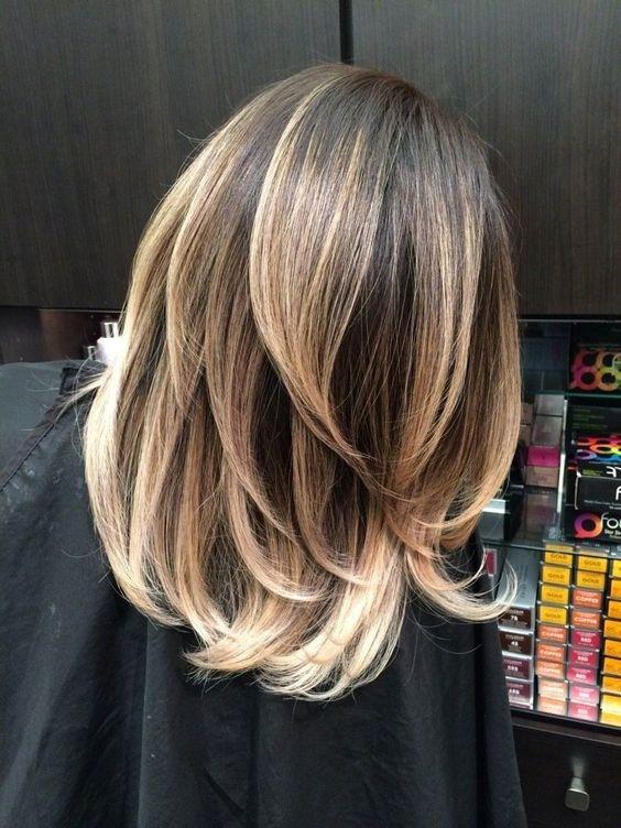 Окрашивание волос шатуш или эффект выгоревших прядей: идеальный вариант для лета - фото №2