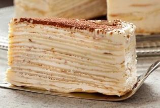 Блюда на Масленицу: рецепты блинных тортов - фото №1