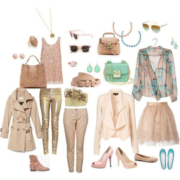 Как подобрать гардероб по цветотипу Весна - фото №6