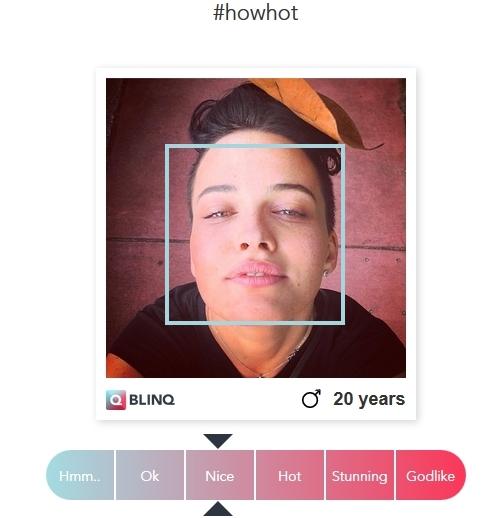 Появился сайт, определяющий уровень привлекательности по фото: тестируем на звездах - фото №4