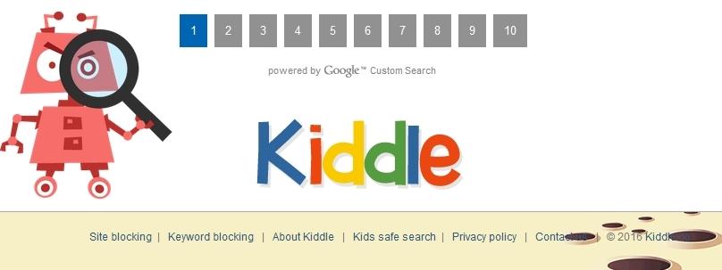 Kiddle – поисковик для детей, который создал Google - фото №2