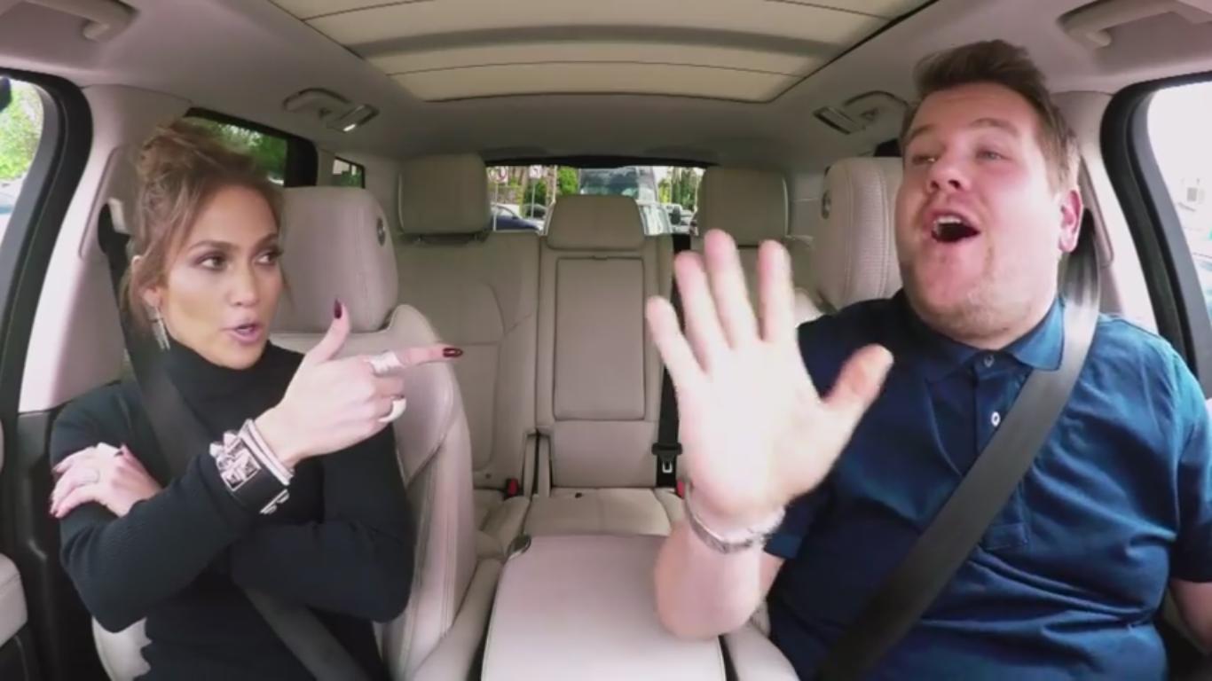 Дженнифер Лопес в «Автомобильном караоке» призналась, что ей 5 раз предлагали выйти замуж - фото №2