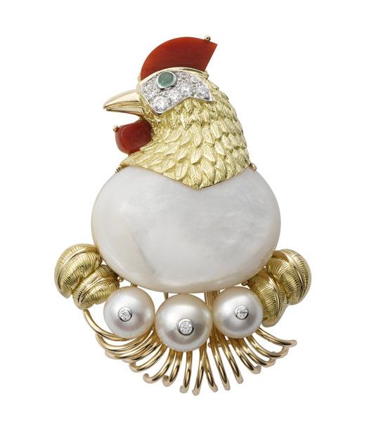 Самые красивые украшения Грейс Келли - фото №7