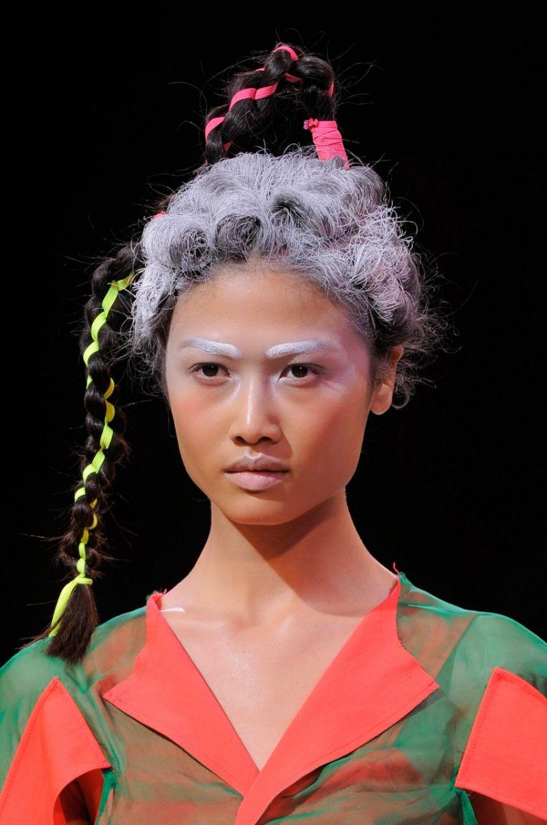 Тренд в макияже: белый цвет - фото №6