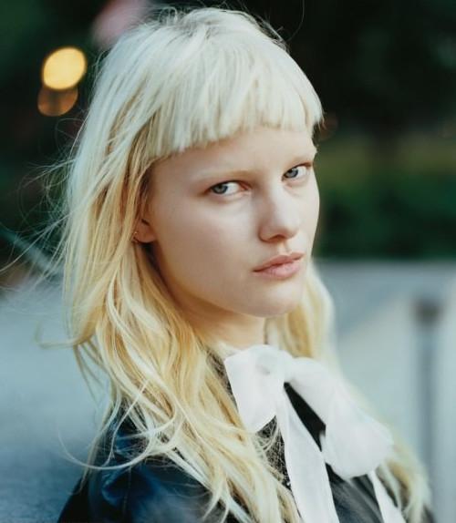 Мода на челки 2017: микрочелка, как новый тренд - фото №10