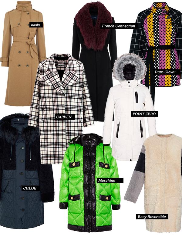 Где купить пальто на зиму 2015-16