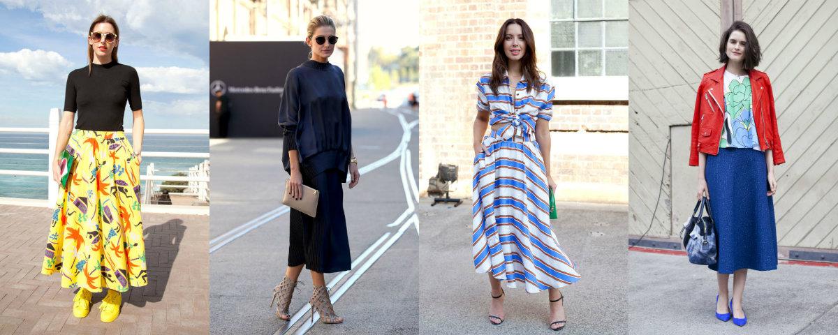 Street style с Недели моды в Австралии: как одеваться весной и летом 2015