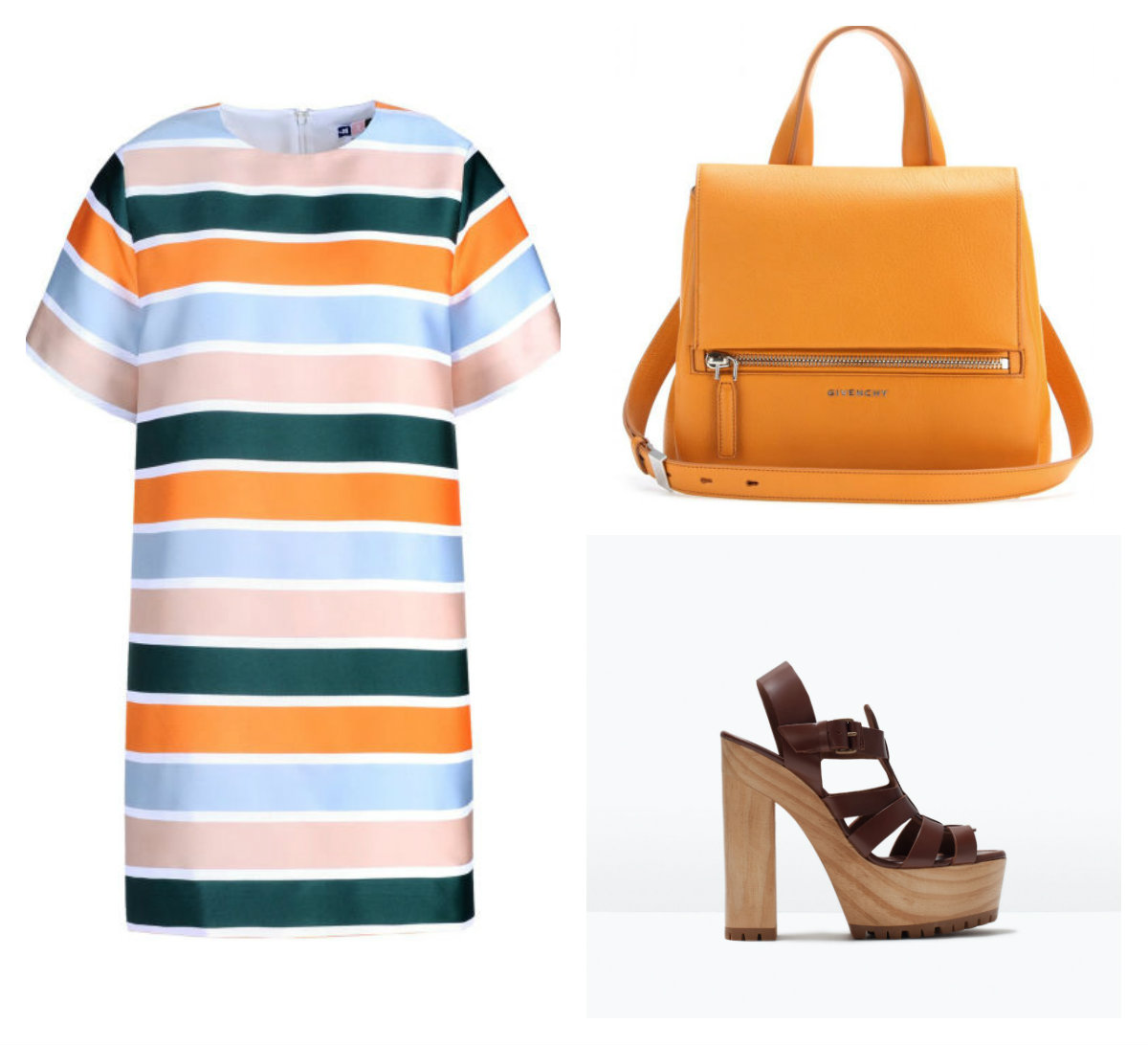 Оранжевый – тренд лета 2015: как носить и с чем сочетать
