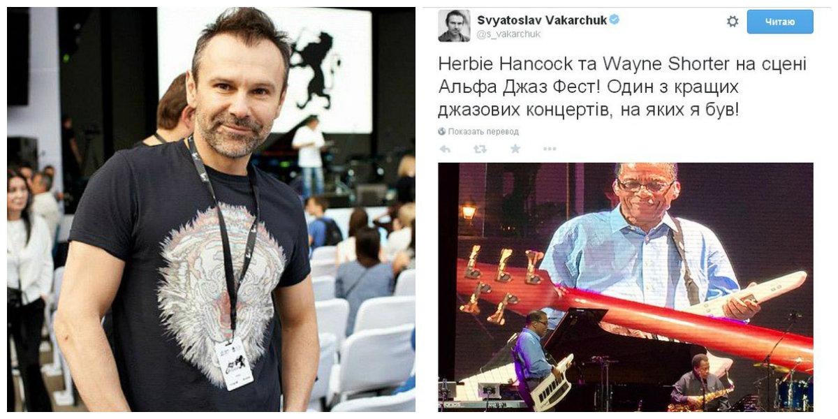В джазе не только девушки: как украинские знаменитости слушали джазменов во Львове - фото №1