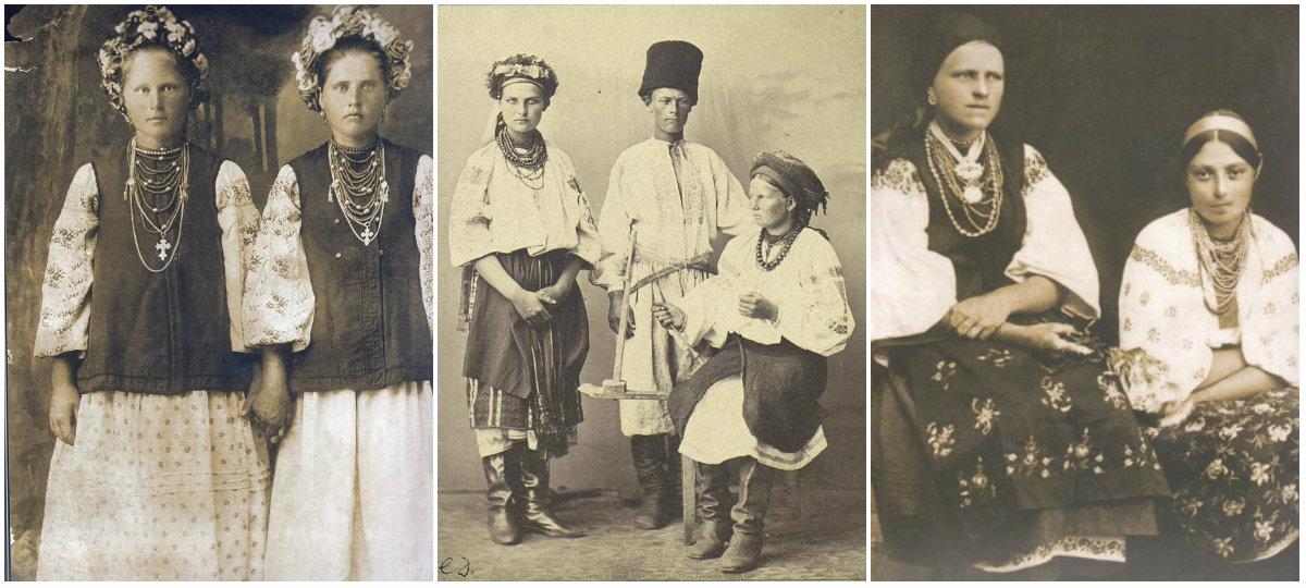 почему украинки выбирают юбки и платья