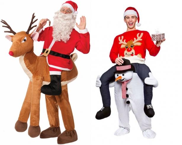 Как люди одеваются на Новый год: подборка неожиданных решений для карнавального костюма - фото №2