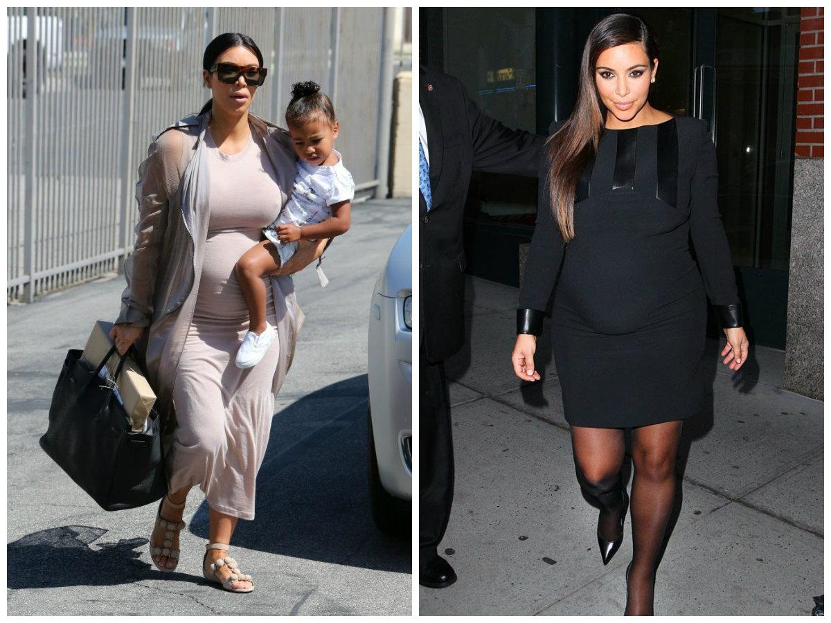Никто не верил: Ким Кардашьян доказала, что она беременна, выставив обнаженное фото - фото №3