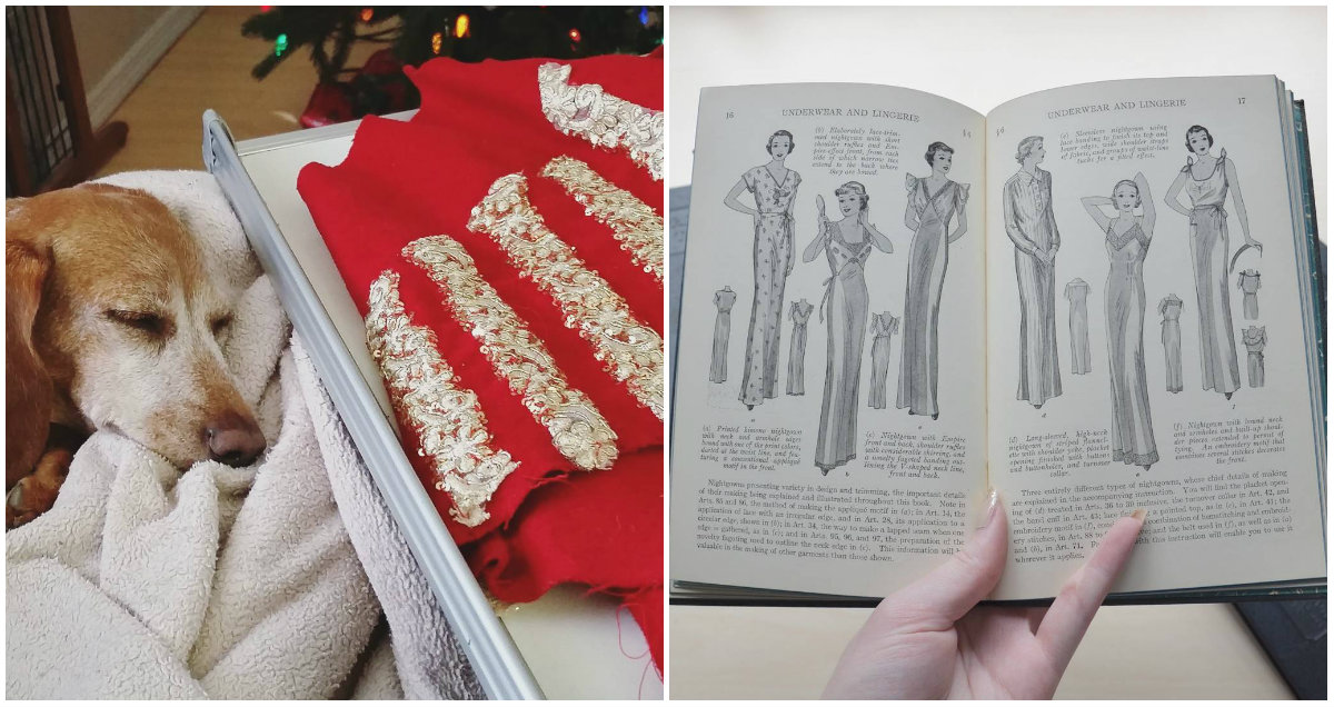 Как в сказке: юная девушка создает потрясающие исторические костюмы - фото №5