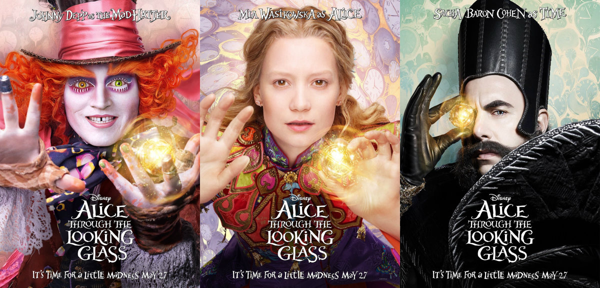 «Алиса в Зазеркалье»: чего нам ждать от экранизации второй части любимой сказки - фото №2