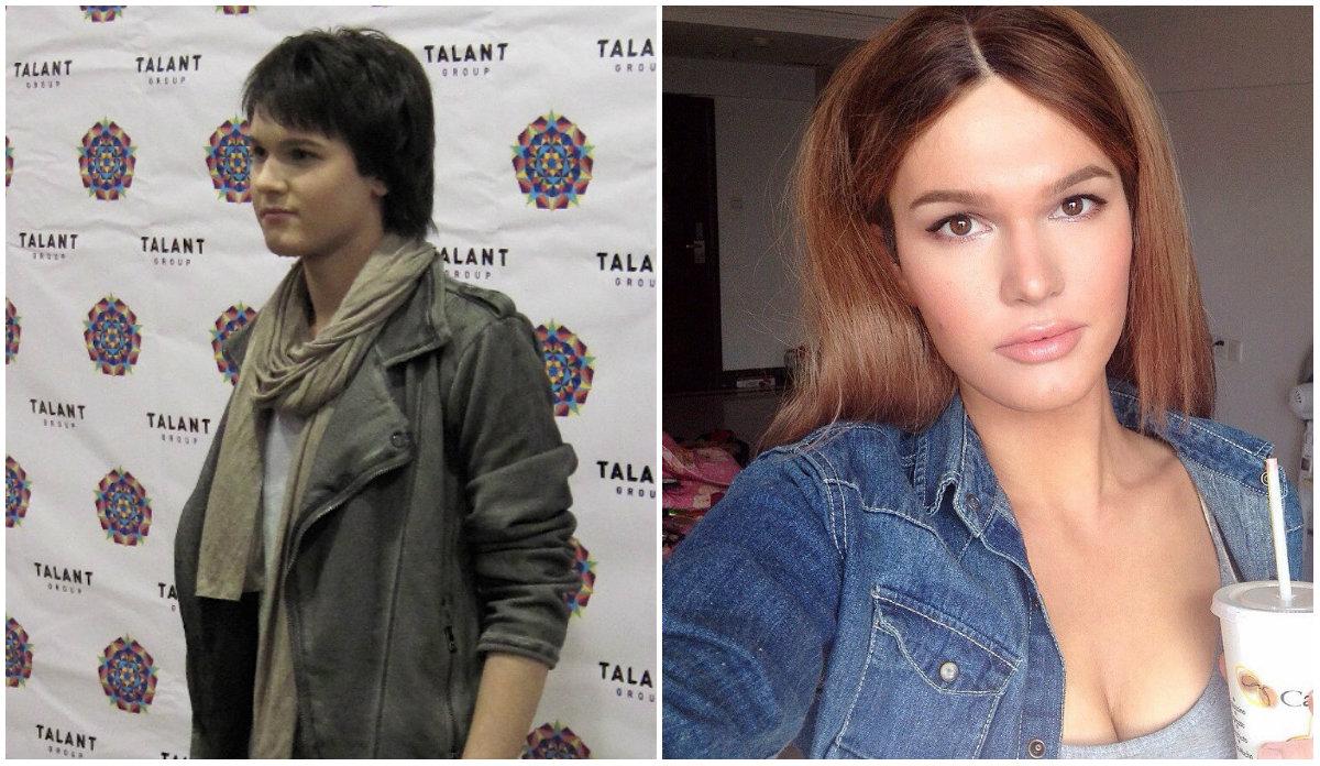 Превращение: в сети появился флешмоб, рамках которого трансгендеры делятся фотографиями «до и после» - фото №3