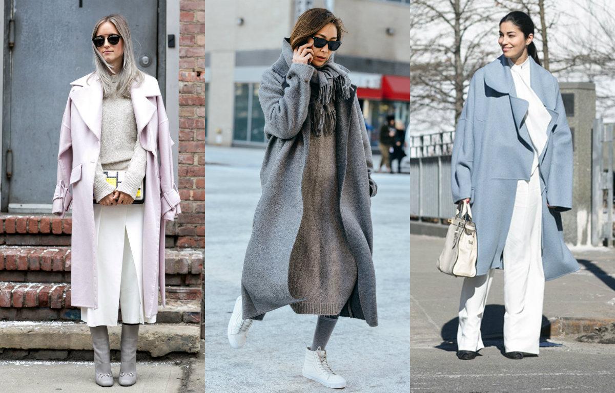 Как одеться красиво и не замерзнуть