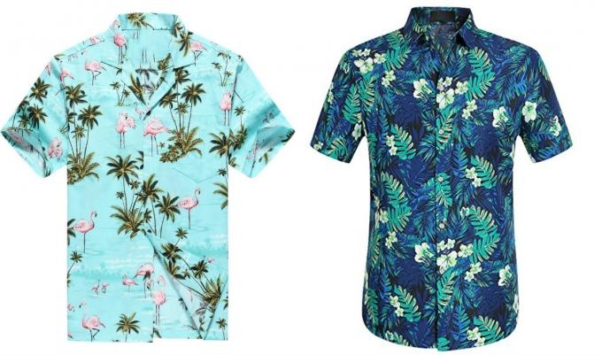 Советв Андре Тана: как выбрать гавайскую рубашку фото