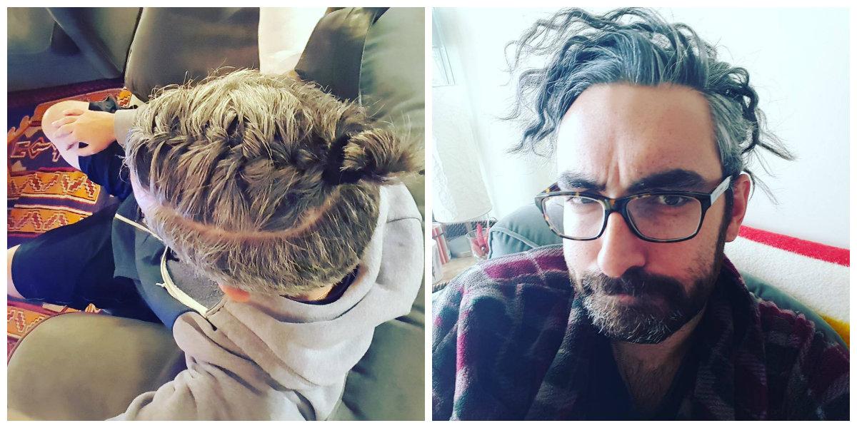 Коса – мужская краса: новый тренд, который пришел на смену брутальной бороде - фото №5