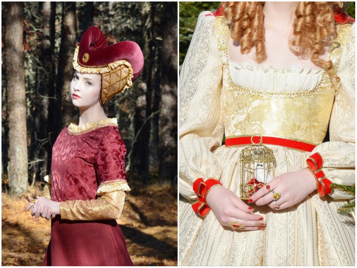 Как в сказке: юная девушка создает потрясающие исторические костюмы - фото №2