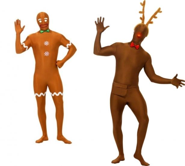 Как люди одеваются на Новый год: подборка неожиданных решений для карнавального костюма - фото №3