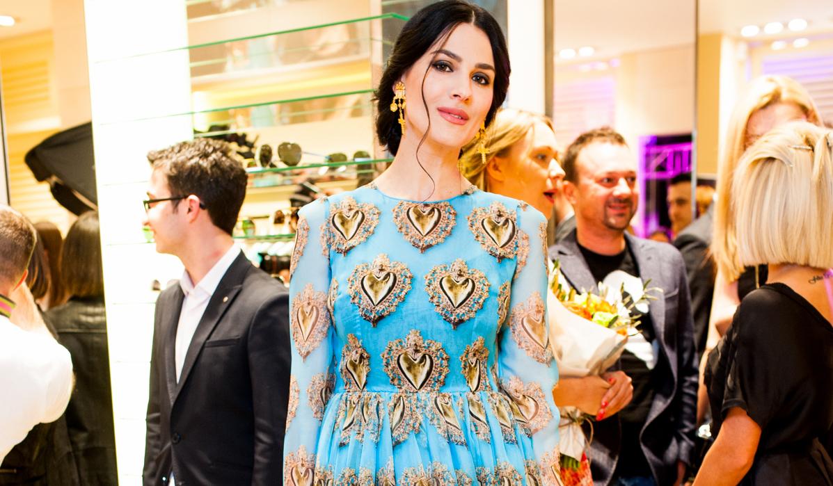 Как прошло открытие бутика Oscar de la Renta в Киеве: лучшие образы