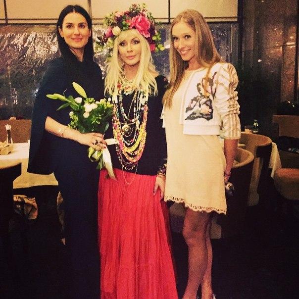 В чьей компании Маша Ефросинина встретила свое 36-летие - фото №2