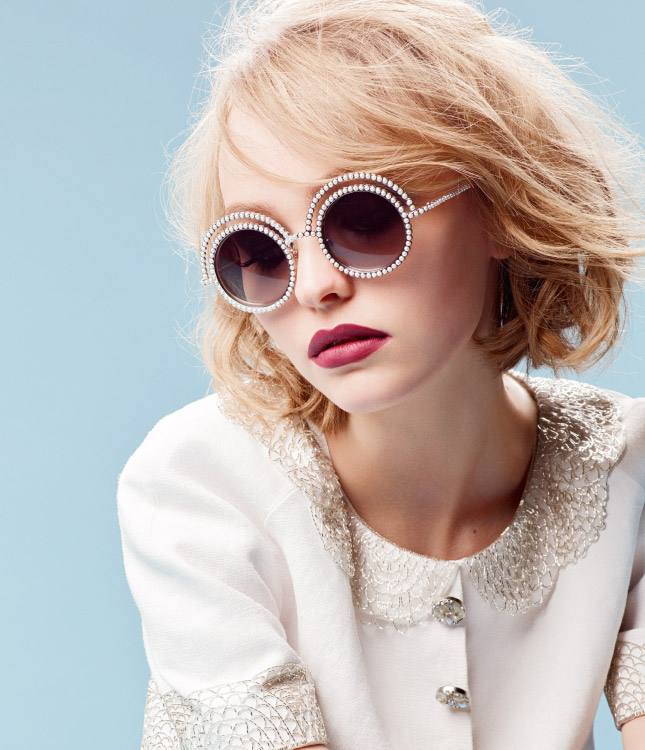 Новые лица: 15-летняя дочь Джуда Лоу стала моделью