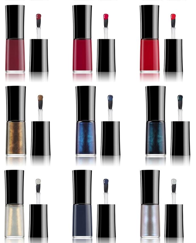 Armani представил новую коллекцию лаков для ногтей - фото №1