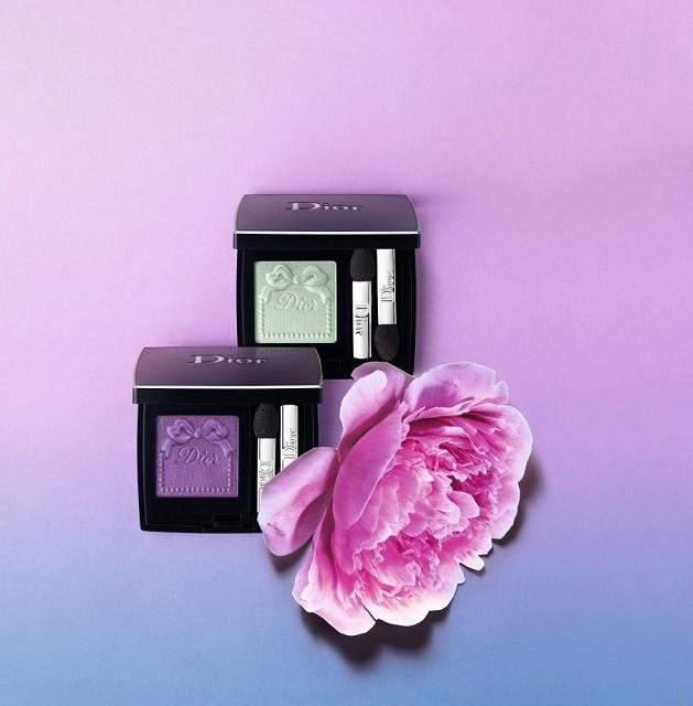 Весенняя коллекция макияжа Dior Trianon Spring 2014 Makeup Collection - фото №5