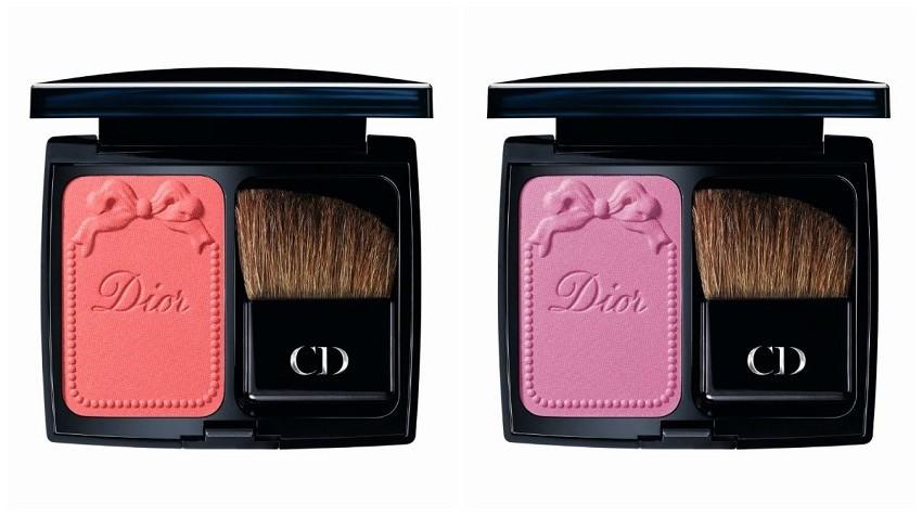 Весенняя коллекция макияжа Dior Trianon Spring 2014 Makeup Collection - фото №3