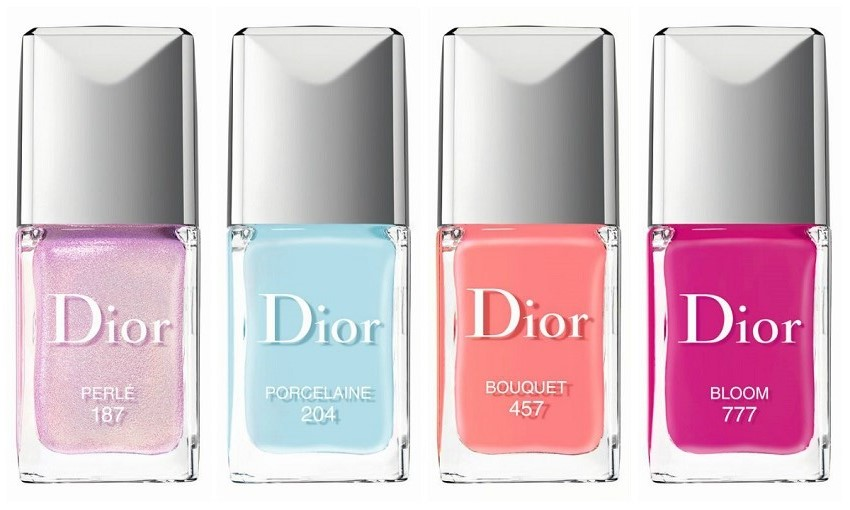 Весенняя коллекция макияжа Dior Trianon Spring 2014 Makeup Collection - фото №9