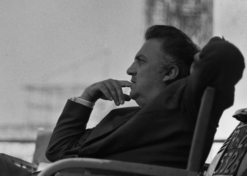 Что смотреть: пять фильмов Федерико Феллини - фото №1