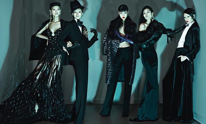 Лучшие рекламные кампании модных брендов осени 2013 - фото №14