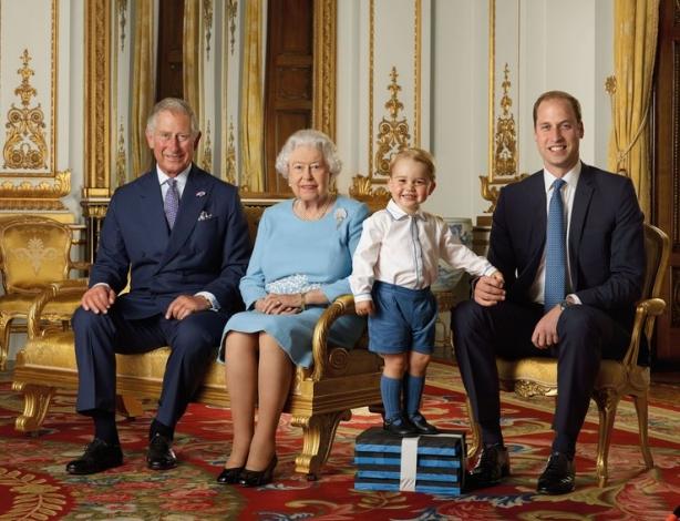 королевский портрет 2016