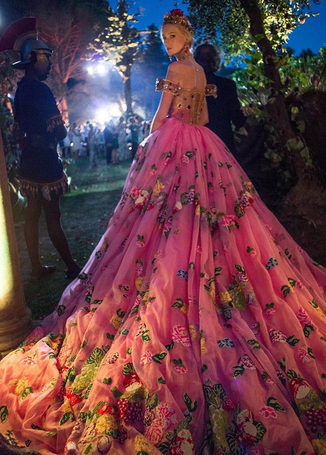 Dolce & Gabbana: как прошел самый роскошный показ Недели высокой моды