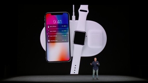 Презентация iPhone 8: чем отличается новый айфон от старого и что нового у Apple Watch - фото №9