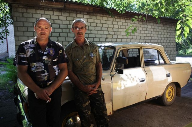 украинские шерифы оскар