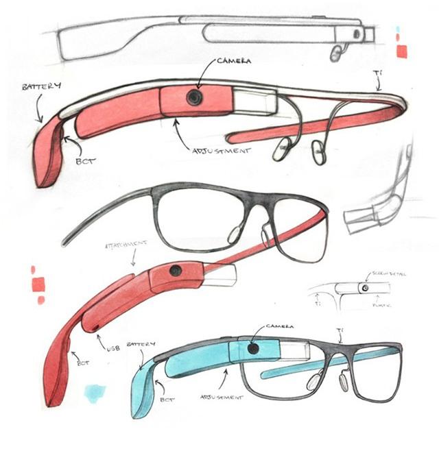 Выпущены первые оправы для умных очков Google Glass - фото №1