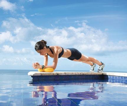 Фитнес на пляже: топ 10 упражнений - фото №1