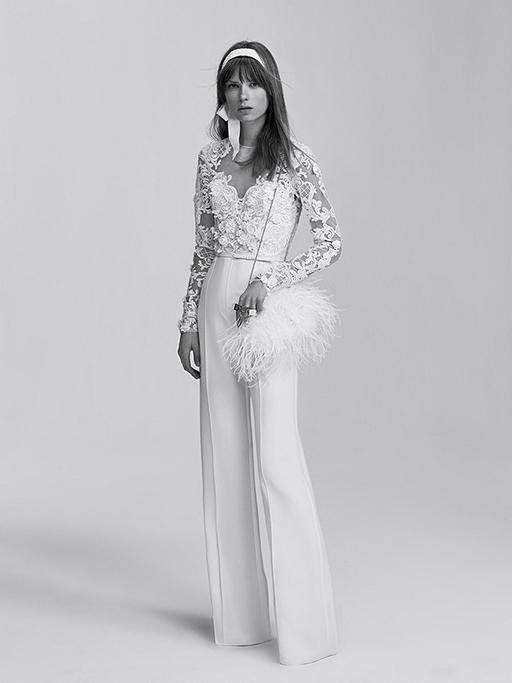 свадебное платье от Эли Сааб