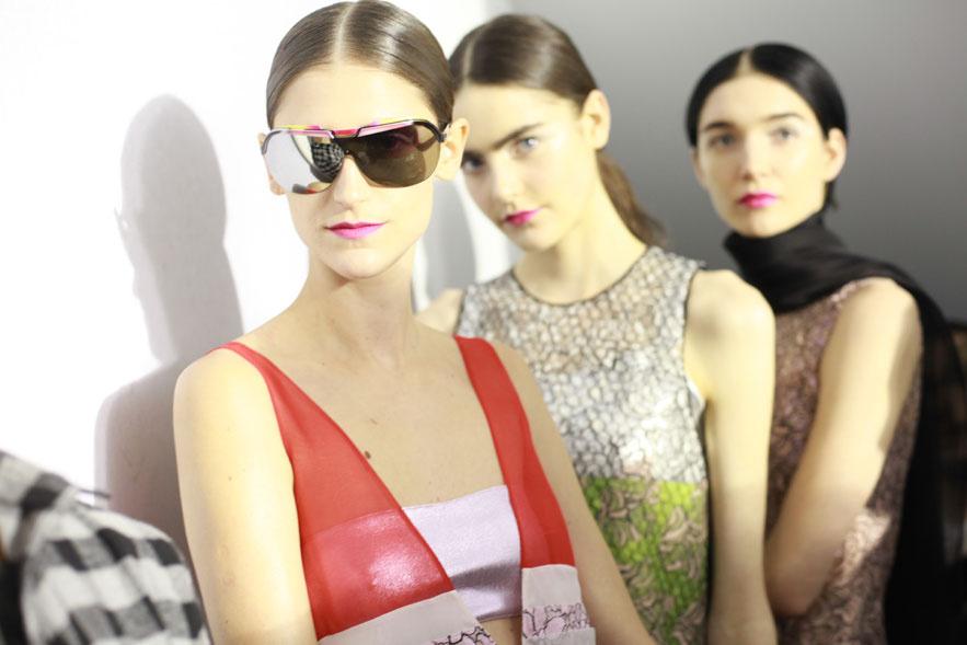 Раф Симонс представил коллекцию Christian Dior resort 2014 - фото №3