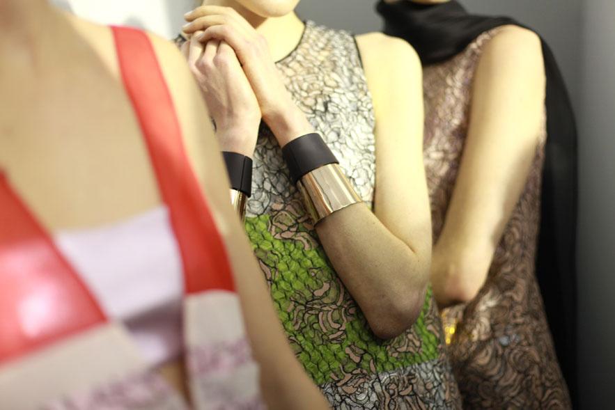 Раф Симонс представил коллекцию Christian Dior resort 2014 - фото №1