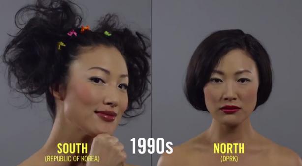 Как менялись женские прически на протяжении века: Корея - фото №1
