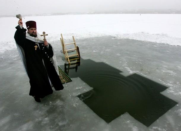 Как и где отпраздновать Крещение 2014 в Киеве - фото №1