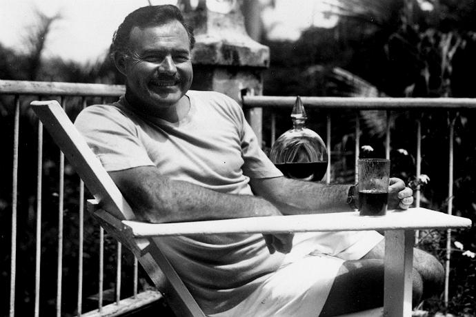 Вспоминая Эрнеста Хемингуэя: 10 интересных фактов - фото №2