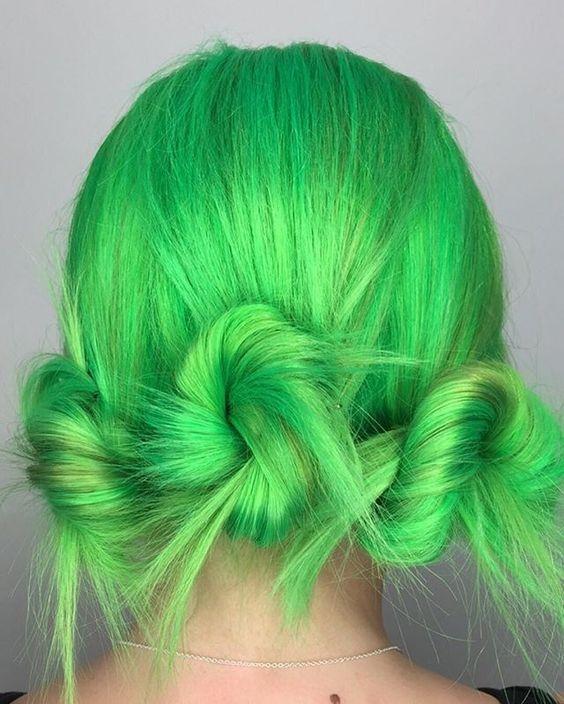 Как стать русалкой или красим волосы в главный цвет 2017 года - фото №7