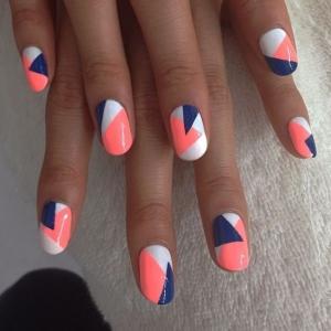 50 идей модного летнего маникюра и дизайна ногтей (фото) - фото №4