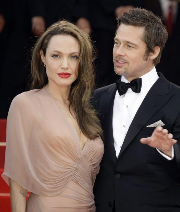 Экс-мужья Анджелины Джоли сдружлись и готовятся с съемкам в одном фильме - фото №1