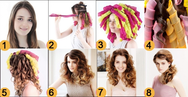 Укладка на бигуди: какие они бывают и какие выбрать, чтобы уложить волосы самостоятельно - фото №11